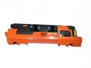 Toner Yellow 4000 S. HP Q3962A, 122A kompatibel