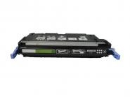 Toner Schwarz 6000 S. HP Q6470A, 501A kompatibel