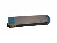 Toner Cyan 8000 S. Kyocera TK-510C, 1T02F3CEU0 kompatibel