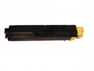 Toner Yellow 2800 S. Kyocera TK-580Y, 1T02KTANL0 kompatibel