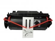Toner Schwarz 20000 S. Lexmark 12A6835 kompatibel