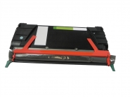 Toner Schwarz 8000 S. Lexmark 0C734A1KG kompatibel