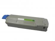 Toner Schwarz 8000 S. OKI 44315308 kompatibel