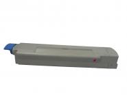 Toner Magenta 7300 S. OKI 44643002 kompatibel