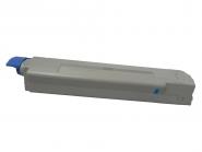 Toner Cyan 6000 S. OKI 43487711 kompatibel