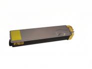 Toner Yellow 8000 S. UTAX 4441610016 kompatibel