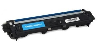 Toner Cyan 1400 S. Brother TN-242C kompatibel