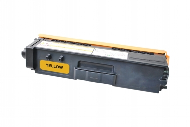 Toner Yellow 6000 S. Brother TN-328Y kompatibel