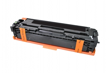 Toner Schwarz 2200 S. HP CB540A, 125A kompatibel
