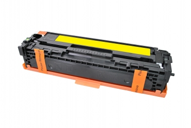 Toner Yellow 1400 S. HP CB542A, 125A kompatibel
