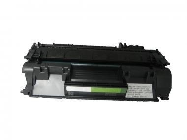 Toner Schwarz 2300 S. HP CE505A, 05A kompatibel