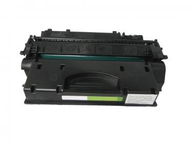 Toner Schwarz 6500 S. HP CE505X, 05X kompatibel