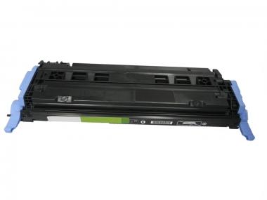Toner Schwarz 2500 S. HP Q6000A, 124A kompatibel