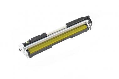 Toner Yellow 1000 S. HP CE312A, 126A kompatibel