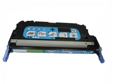 Toner Cyan 6000 S. HP Q7581A, 503A kompatibel