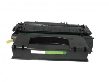 Toner Schwarz 7000 S. HP Q7553X, 53X kompatibel