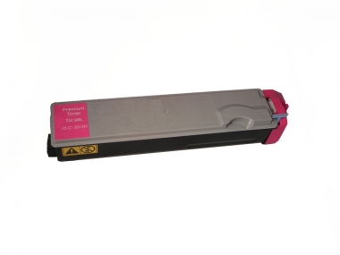 Toner Magenta 8000 S. Kyocera TK-510M, 1T02F3BEU0 kompatibel