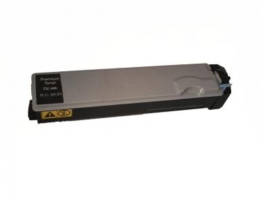 Toner Schwarz 8000 S. Kyocera TK-510K, T02F30EU0 kompatibel