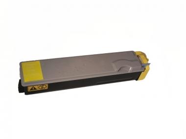 Toner Yellow 8000 S. Kyocera TK-510Y, 1T02F3AEU0 kompatibel