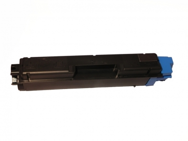 Toner Cyan 2800 S. Kyocera TK-580C, 1T02KTCNL0 kompatibel