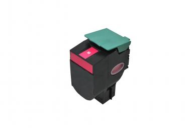 Toner Magenta 4000 S. Lexmark 0C544X1MG kompatibel