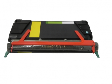 Toner Yellow 7000 S. Lexmark C746A1YG kompatibel