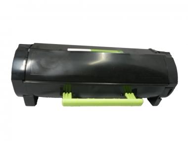 Toner Schwarz 10000 S. Lexmark 50F2X00, 502X kompatibel