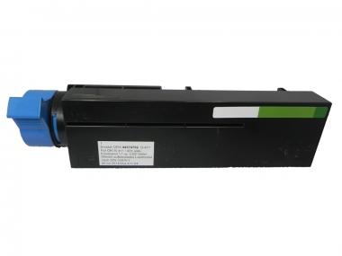 Toner Schwarz 3500 S. OKI 44574702 kompatibel