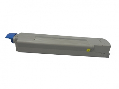 Toner Yellow 7300 S. OKI 44643001 kompatibel