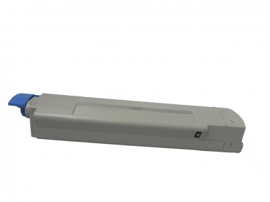 Toner Schwarz 6000 S. OKI 43487712 kompatibel