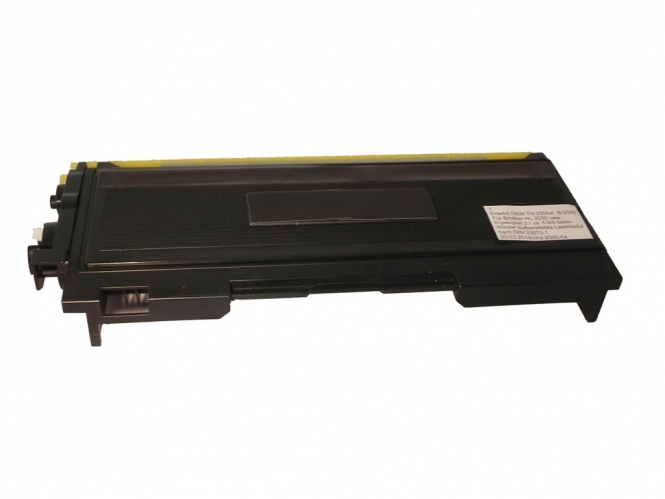 Toner Schwarz 2500 S. Brother TN-2005 kompatibel