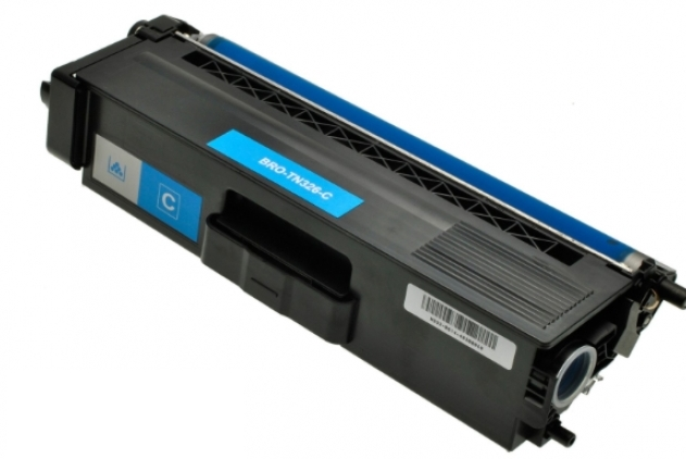 Toner Cyan 3500 S. Brother TN-326C kompatibel