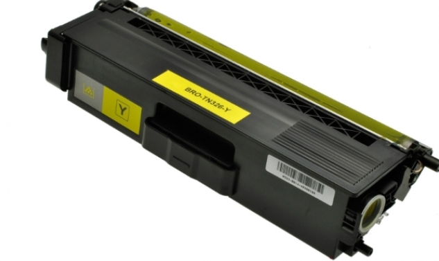 Toner Yellow 3500 S. Brother TN-326Y kompatibel