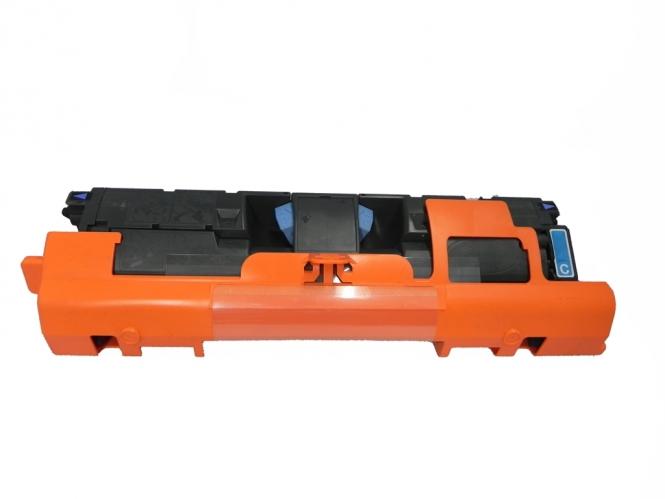 Toner Cyan 4000 S. HP Q3961A, 122A kompatibel