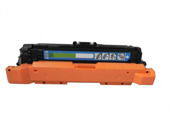 Toner Cyan 11000 S. HP CE261A, 648A kompatibel
