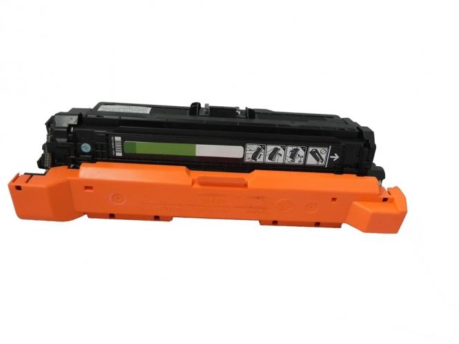 Toner Schwarz 5500 S. HP CE400A, 507A kompatibel