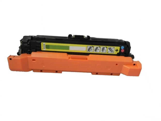 Toner Yellow 6000 S. HP CE402A, 507A kompatibel