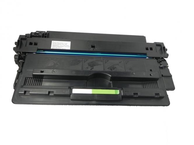 Toner Schwarz 12000 S. HP Q7516A, 16A kompatibel