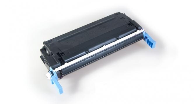 Toner Schwarz 9000 S. HP C9720A, 641A kompatibel