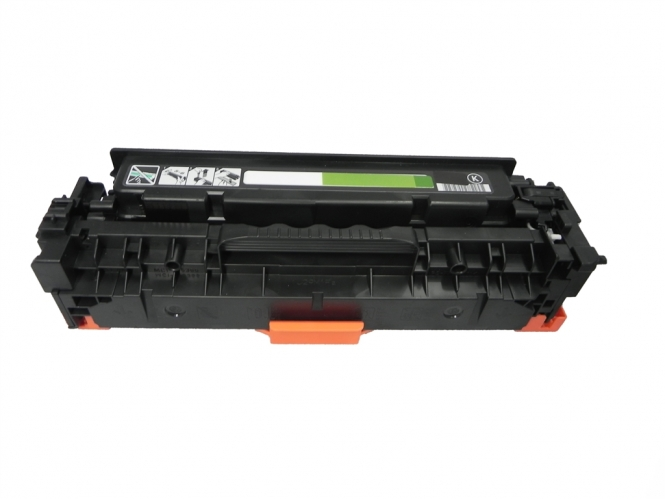 Toner Schwarz 4400 S. HP CF380X, 312X kompatibel