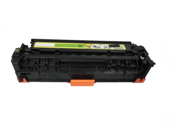 Toner Yellow 2700 S. HP CF382A, 312A kompatibel