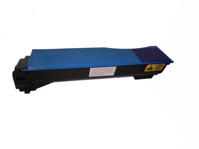 Toner Cyan 4000 S. Kyocera TK-540C, 1T02HLCEU0 kompatibel