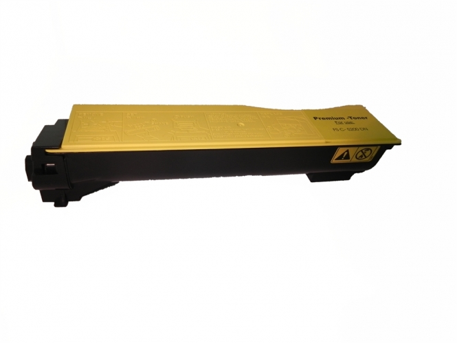 Toner Yellow 5000 S. Kyocera TK-550Y, 1T02HMAEU0 kompatibel
