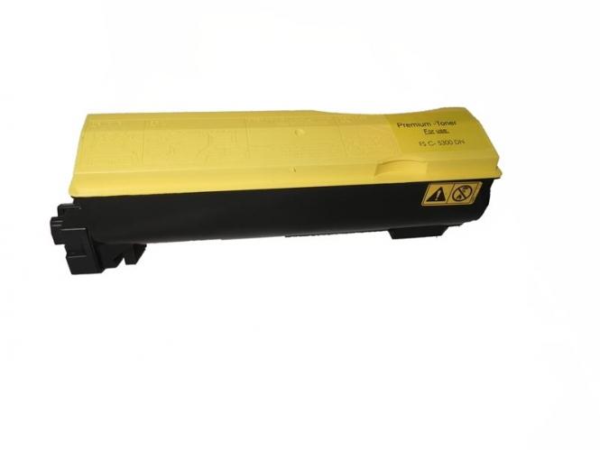 Toner Yellow 10000 S. Kyocera TK-560Y, 1T02HNAEU0 kompatibel