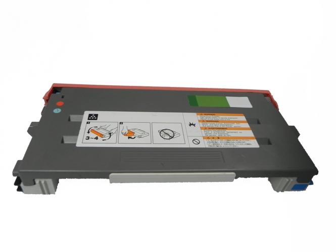 Toner Cyan 3000 S. Lexmark C500H2CG , C500S2CG kompatibel