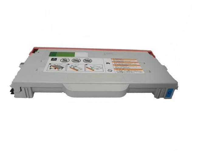 Toner Cyan 6000 S. Lexmark 020K1400 kompatibel