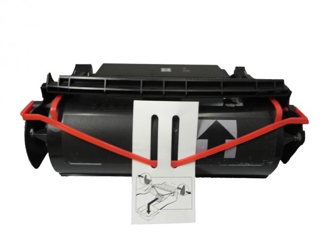 Toner Schwarz 30000 S. Lexmark 12A6865 kompatibel
