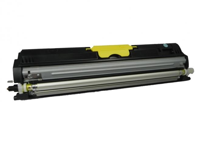 Toner Yellow 2500 S. Konica A0V306H kompatibel