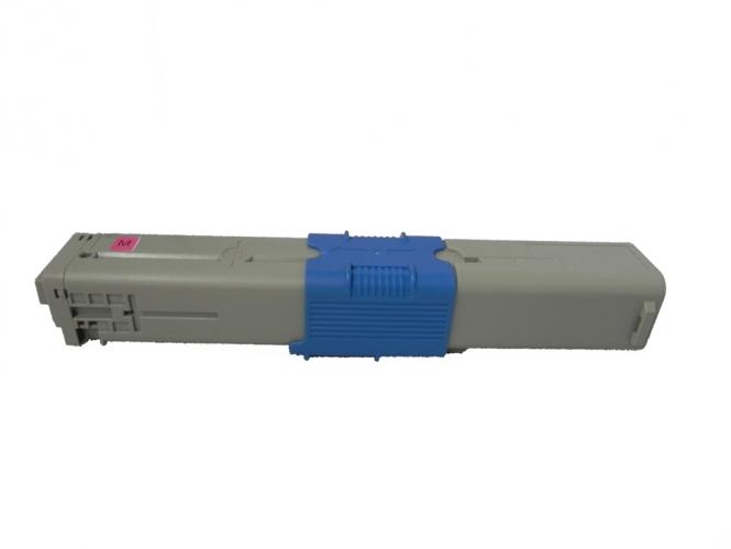 Toner Magenta 2000 S. OKI 44469705 kompatibel