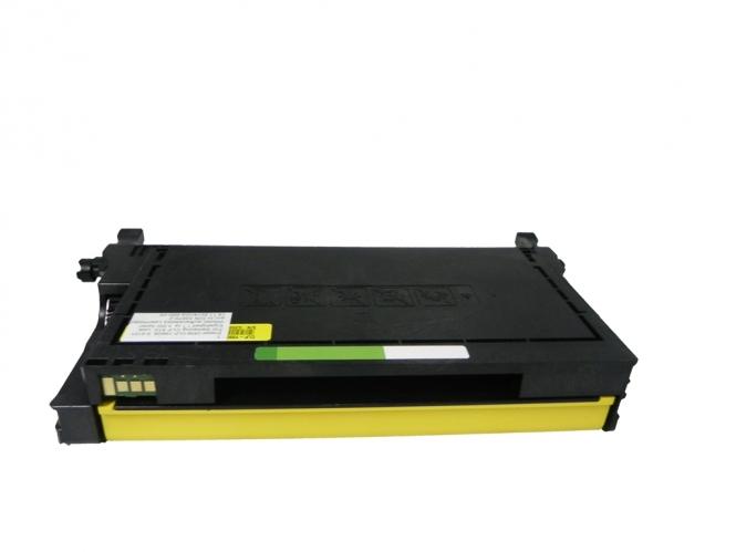 Toner Yellow 5000 S. Samsung CLP-Y660B/ELS kompatibel